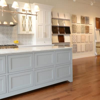home remodeling showroom