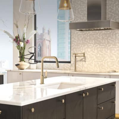 Brizo kitchen and bathroom faucets