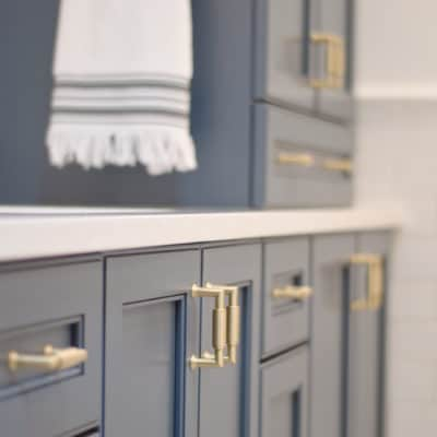 brass cabinet hardware from top knobs