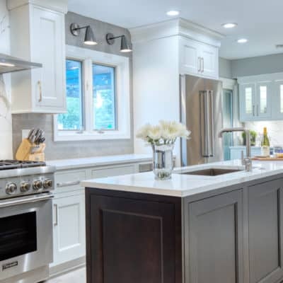 inset style kitchen cabinetry