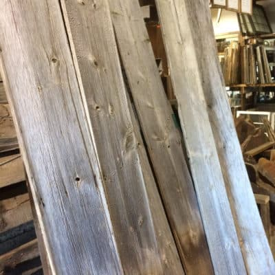 reclaimed barnwood used in recent residential kitchen design